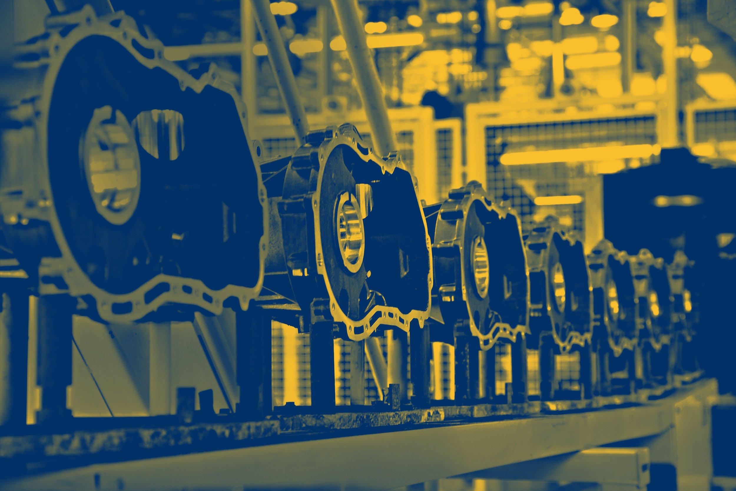 TimeLine ERP für Serienfertiger