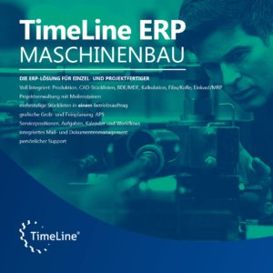 ERP Broschüre Maschinenbau