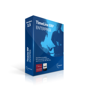 Softwarebox von TimeLine Enterprise