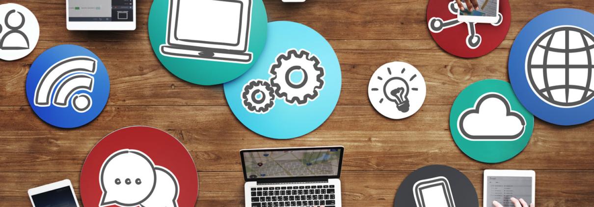 smartes arbeiten mit cloud-compting