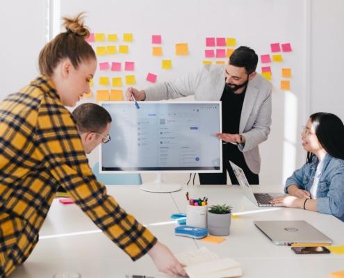 projektteam-meeting